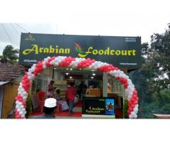 Arabian food court nedumkandam