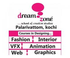 Dreamzone kochi-Institute for Animation, Fashion, Interior & Graphic Designing