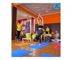 100-hour yoga teacher training in Rishikesh, India