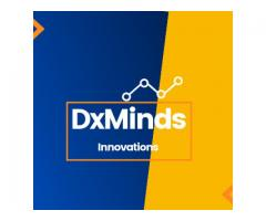 Mobile app development commpany in Noida-DxMinds
