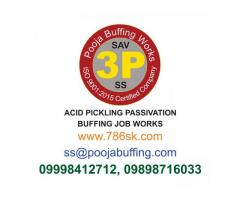 Pooja Acid Pickling Passivation