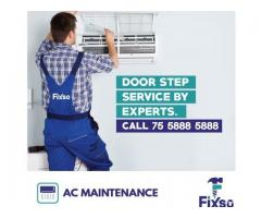 Top Ac Maintenance Service In Kochi – FIXSO.