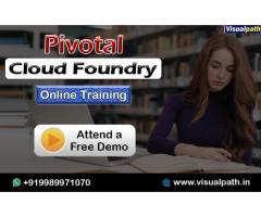 Cloud Foundry Training | Pivotal Cloud Foundry Online Training
