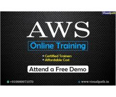Amazon Web Services Online Training | AWS Training in Hyderabad