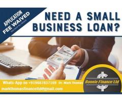 LOAN OFFER AT LOW INTEREST RATE APPLY NOW