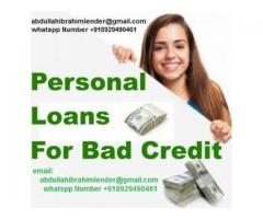 100% GUARANTEED LOAN PROVIDER APPLY TODAY