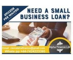 Fast and reliable loan in 24 hours