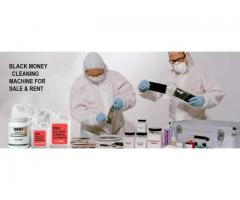 BUY THE SSD CHEMICAL SOLUTIONS FOR CLEANING DEFACED BANK NOTES