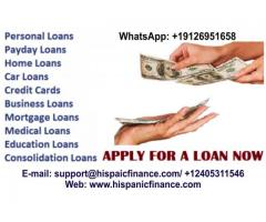 Genuine Loan Available @ 2% Apply Now