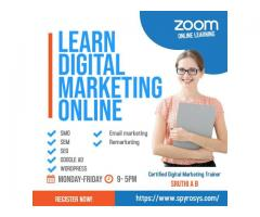 Learn Best Digital Marketing Course With 100% Job Guarantee