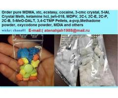 Buy quality MDMA, xtc, ecstasy, cocaine, 3-cmc, methamphetamine, ketamine hcl
