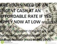FINANCIAL HELP APPLY NOW AT AFFORDABLE RATE