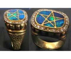 Most Powerful Black Magic Rings For Sale Call On +27631229624 for power- protection