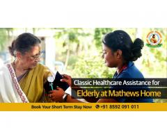 Classic Healthcare Assistance for Elderly at Mathews Home