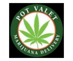 Pot Valet | Weed & Marijuana Delivery
