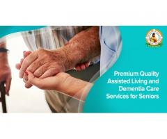 Premium Quality Assisted Living and Dementia Care Services for Seniors at Mathews home