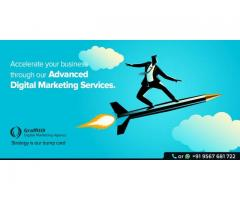 Speed up your business with our advance digital marketing strategies