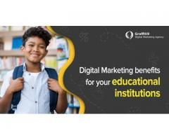Reliable and best digital marketing agency for educational institutes