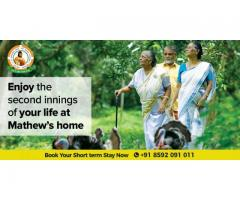Enjoy the Second Innings of Your Life at Mathews Home