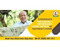 Experience the Perfect Retirement Living Option at Mathews Home