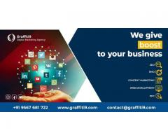 Give the Required Boost to Your Business with Graffiti 9