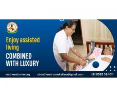 Enjoy Assisted Living Combined with Luxury