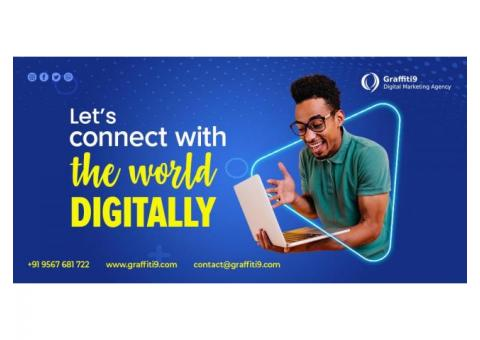 Let's Connect with the World Digitally