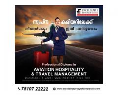 Boost your career with professional diploma in Aviation Hospitality and Travel Management