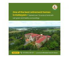 A premium retirement homes for those who want to live their life in absolute luxury and comfort