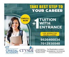 New Cristal Academy   Best NEET and JEE Coaching Centre In Palakkad, Kerala