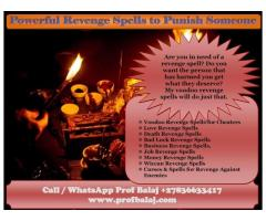 Death Revenge Spells: Most Powerful Mantra to Kill Enemy Overnight Call or WhatsApp +27836633417