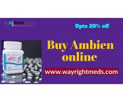Buy Ambien online without prescription | Order Ambien for USA