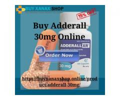Buy Adderall 30mg Online without prescription in USA