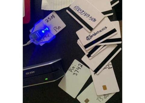 ##@##Buy Valid Clone ATM Cards Dumps + Pin